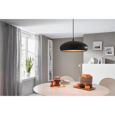 Eglo Mogano 1 Hanglamp - Zwart