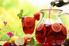 Receita de Sangria espanhola em receitas de bebidas e sucos, veja essa e outras receitas aqui!