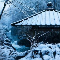 Kanmangafuchi Abyss in Nikko #japan