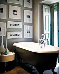 luxury tub