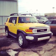 Toyota FJ Cruiser ~ Wish list !!