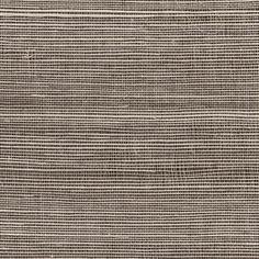 Graphite Bermuda Hemp a Grasscloth 5261 - Phillip Jeffries