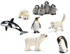 Image from http://beafunmum.com/wp-content/uploads/2012/10/arctic-animials.jpg.