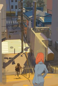 133/365 Urban life by snatti89 on DeviantArt