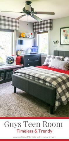 Teen Boy Rooms, Teen Boy Bedding, Teen Girl Bedrooms, Teen Bedroom, Preteen Boys Room, Bedroom Ideas For Teen Boys, Room Ideas For Men, Guy Rooms, Kids Rooms