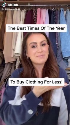 best times to buy clothing – Herzlich willkommen Cute Clothing Stores, Best Online Clothing Stores, Clothing Hacks, Clothing Ideas, Clueless Outfits, Teen Fashion Outfits, Outfits For Teens, Fashion Tips, Fashion Hacks