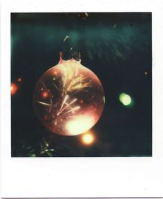 WWII era Christmas ornament by Oh Stacie, via Flickr