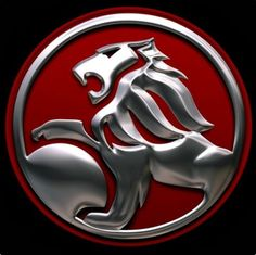 Holden's last logo before General Motors stop producing locally designed cars in Australia, ending a proud history of Australian Engineering. Holden Monaro, Holden Australia, Car Hood Ornaments, Aussie Muscle Cars, Holden Commodore, Australian Cars, Car Signs, Car Badges, Classic Sports Cars