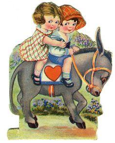 more thoughts via funny vintage Valentine's Day cards post My Funny Valentine, Vintage Valentine Cards, Little Valentine, Vintage Greeting Cards, Vintage Holiday, Valentine Day Cards, Valentine Stuff, Valentine Ideas, Vintage Ephemera