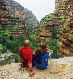 Shirez Canyon; Kuhdasht County, Lorestan Province, Iran