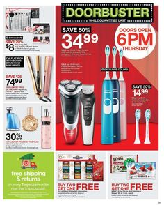 Target Black Friday 2016 Ad Page 35