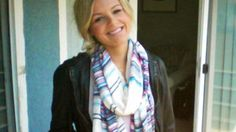 My absolute favorite scarf! - Colored Stripes Scarf by Society for Scarves