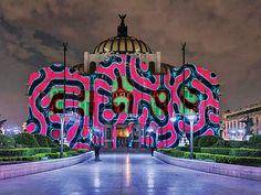 bellas artes iluminado 2014