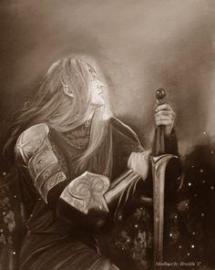 Maedhros by Brunild.deviantart.com on @DeviantArt