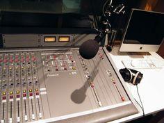 Radio Fontana Mix.  Foto: Isis Saz ©