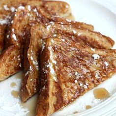 Classic French Toast recipe on TastesBetterFromScratch.com