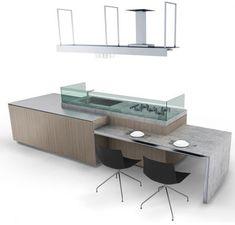 Sustainable Kitchen Design by Ernestomeda - Icon