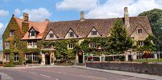Old  Bell Hotel - Malmsbury, Englands oldest hotel!