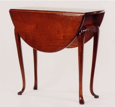 Delectable Drop leaf queen anne tables