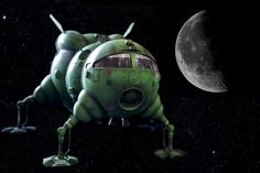 Starbug Red Dwarf, Best Sci Fi, Guide To The Galaxy, Alien Races, General Crafts, Robot, Nerd, Spaceships, Empire