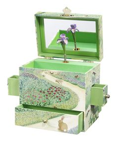 Take a look at this The Secret Garden Jewelry Box on zulily today!