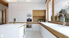 Urządzanie kuchni zaczynamy od planowania. Zwizualizujmy sobie sposób, w jaki zamierzamy z niej korzystać. Jak będzie wygodniej? Jak bardziej ergonomicznie? Czy po przyprawy lepiej ...