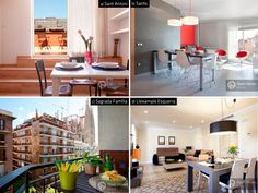 Love the apartments pictured? Check out the district guide to discover more about where they can be found in the city!  http://www.oh-barcelona.com/en/barcelona-districts/
