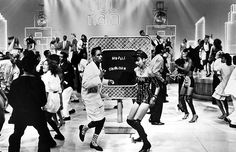 """LOVE, PEACE AND SOUL   I LOVE THE 80's  Featuring the """"Soul Train Scramble Board,"""" where two dancers were given 60 seconds to unscramble a set of letters that form the name of that show's performer or a notable person in African American history."""