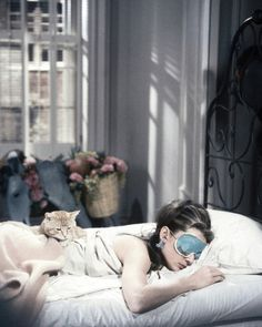 Photograph of Audrey Hepburn from Breakfast at Tiffany's in various sizes, also as poster, canvas or art-print