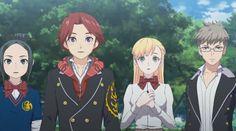 モンストアニメ セカンドシーズン 第15話「それぞれの想い」