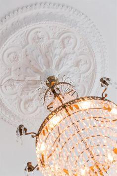 Lysekrone | chandelier