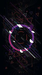 Color on Black Wallpaper - Grafisches - Sci Fi Wallpaper, Technology Wallpaper, Iphone 6 Wallpaper, Dark Wallpaper, Screen Wallpaper, Phone Backgrounds, Mobile Wallpaper, Wallpaper Backgrounds, Amazing Wallpaper
