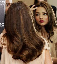 Miranda Kerr's make up  #makeup #mirandakerr