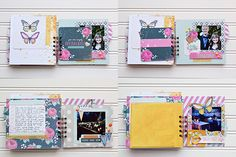 Instaframe Mini Album by Aly Dosdall_collage 2