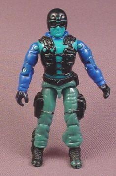 "G.I. Joe Beach-Head Action Figure, 3 3/4 "" tall, 1992 Hasbro, Series 12 Battle Corp, Beach Head"