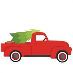 Freebie of the Day! Christmas Tree With Truck Model/SKU: christmastruckwithtree122016