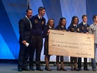 Ram Truck Brand Celebrates 'Year of the Farmer' with $1 Million Donation to National FFA Read more at Hosick Motors Blog: http://wp.me/p3SNHp-cQ