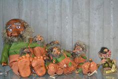 Trolls Troll, Norway, Painting, Art, Art Background, Painting Art, Kunst, Paintings, Performing Arts