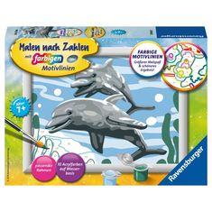 die 20+ besten bilder zu delfin malen | delfin malen