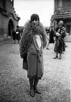 Paris, 1920s.