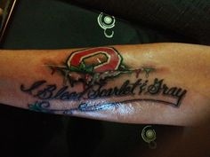 My latest tattoo done by YoYo at Professional Touch. 4/11/13