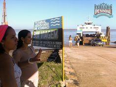 Travessia Belém a Ilha de MArajó/ Pará