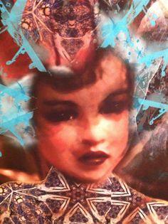 Detail from ' Cluster Buck' Detail, Gallery, Movie Posters, Movies, Art, Craft Art, Films, Film, Kunst