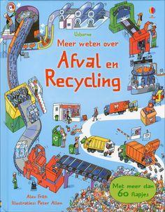 Boekenhoek: meer weten over afval en recycling