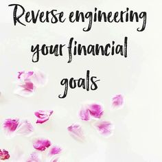 Reverse engineering your financial goals is the easiest way to put a plan in place to achieve them.  First think about how much do you want to make. Then what are you going to sell to achieve that goal?  How many do you need to sell at your current price to achieve that goal? If that seems like a totally unachievable number consider three things:  1 - If you raised your prices (even by 5-10%) would that bring it down to a more achievable sales goal? Most of us are undercharging anyway so see…