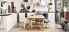 Tisch in der Mitte mit Teppich Ikea Sortiment, Kitchen, Life, Home Decor, Ikea Kitchen, Kitchen Contemporary, Countertop, Home Kitchens, Homes