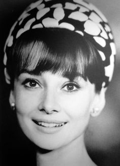 "Audrey Hepburn photographed during a reception at the Quirinale Palace in Rome, Italy for the recipients of the ""David of Donatello"" award, on March 12, 1964."