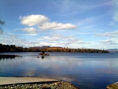 lake near Grafton State Park