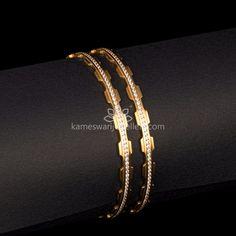 Buy traditional Bangles online at Kameswari Jewellers in India.