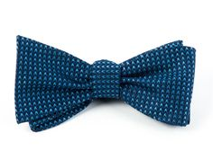 CHICLET BOW TIES - NAVYS | Ties, Bow Ties, and Pocket Squares | The Tie Bar